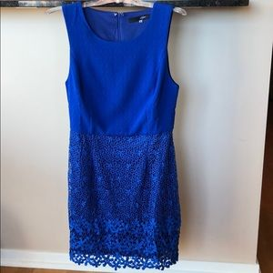 Sugarlips mixed lace dress